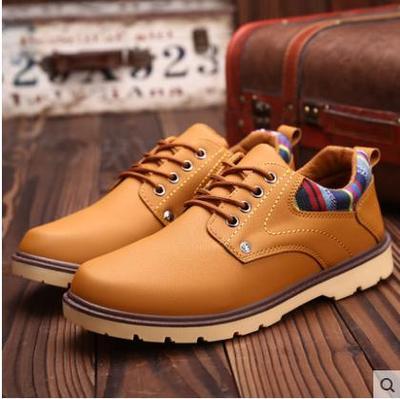 [READY STOCK] Brown Men Sneaker Shoes