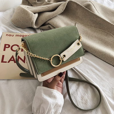 Women New Front Tag Design Small Bag