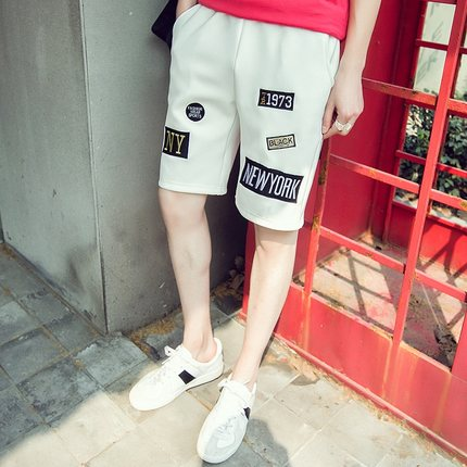 NewYork Men's Casual Short Pants