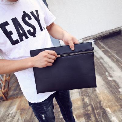 Korean Men's Business Casual A4 Envelope Bag
