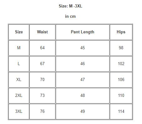 Men Clothing Casual Straight Multi-pocket Five-point Pants