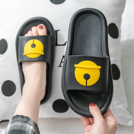 Men Casual Summer Non-slip Outerwear or Bathroom Sandals