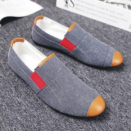 Men Social Gathering Pedal Lazy Casual Shoes