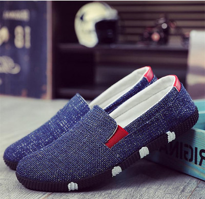 Men Casual Cloth Shoes
