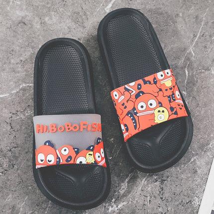 Men Summer Outdoor Non-slip Soft Bottom Beach Sandals