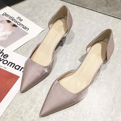 Women Casual Fine-heeled Shoe Sandals