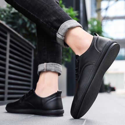 Men Summer Leader One Pedal Casual Canvas Shoes