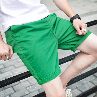 [READY STOCK] Men Simple Colourful Casual Short Pants