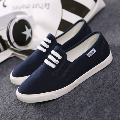 Women Comfort Casual Canvas Flats Shoes